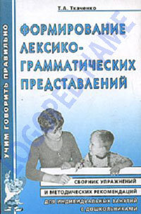 Формирование лексико-грамматиских представлений