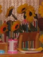 Конспект логопедического занятия в подготовительной группе по теме «Цветы»