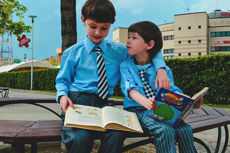 Обучение детей грамоте