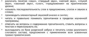 ФФНР, результат логопедической коррекции