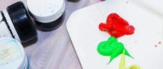Как научить детей различать цвета?